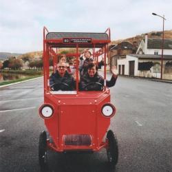 Nouvelle rosalie version bus anglais