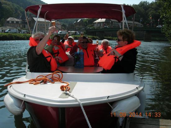 Devenez capitaine à bord de votre bateau le temps d'une balade