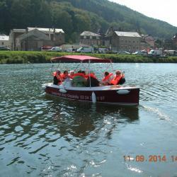 La vie est un long fleuve tranquille... en bateau !